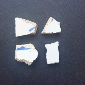 Destrukty fliz ceramicznych