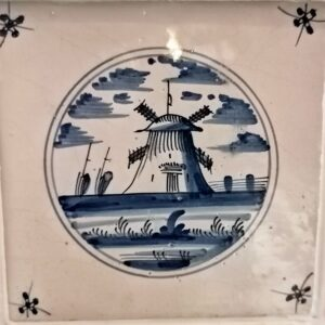 Wiatrak Harlingen II p.XVIII w