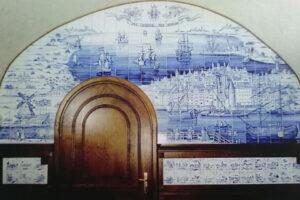 Piwnica podDworem Artusa - panel