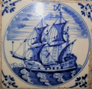 Fregata, Amsterdam około 1720 r.