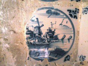 Flizy malowane przezAdama Sijbela