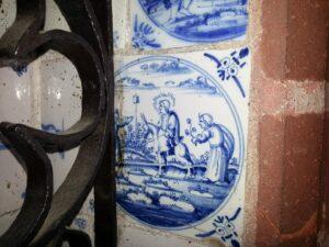 Jezus wjeżdża doJerozolimy, Rotterdam około 1680-1720