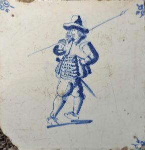 Pikinier, druga połowa XVII wieku