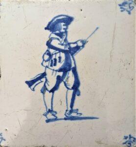 Muszkieter, druga połowa XVII wieku